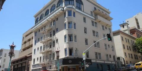 Grant Plaza Hotel San Francisco